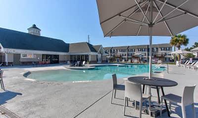 Pool, The Rowan, 1