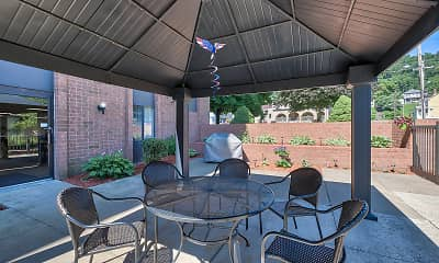 Patio / Deck, Freedom Place I & II Apt, 1