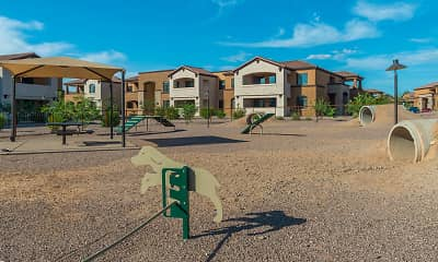 Playground, Encantada Tucson National, 2