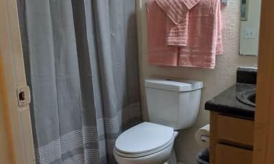 Bathroom, Quail Gardens, 2