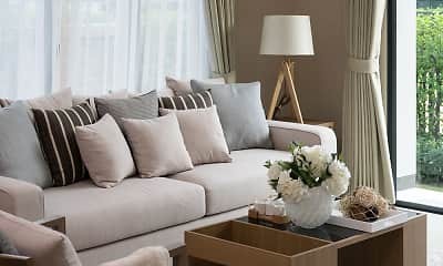 Living Room, Vivo Living Bloomington, 2