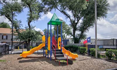 Playground, Santa Clara, 1
