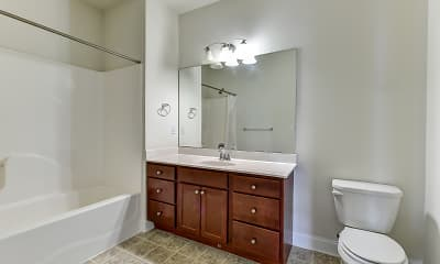 Bathroom, High Pointe Overlook, 2