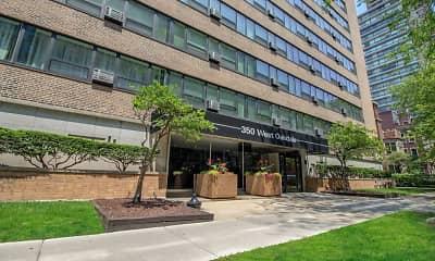 Building, 350 W. Oakdale, 2