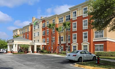 Building, Furnished Studio - Orlando - Convention Center - 6443 Westwood, 1
