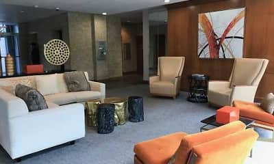 Living Room, Hague Towers, 2