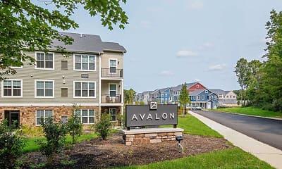 Community Signage, Avalon Old Bridge, 2