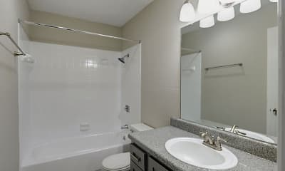 Bathroom, Rosemont Clear Creek, 2