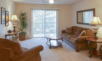 Living Room, The Lexington Estates, 1