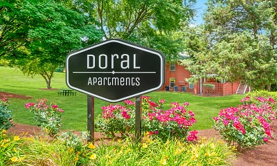 Community Signage, Doral, 1