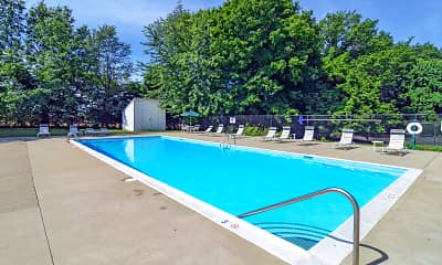 Pool, Tallmadge Oaks, 1