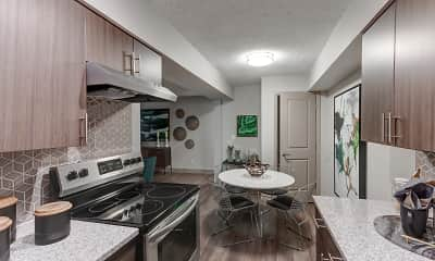 Kitchen, Parc at Prairie Grass, 0