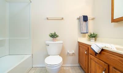 Bathroom, Rossford Hills, 1