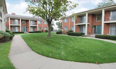 Building, Riverstone Apartment Homes, 2