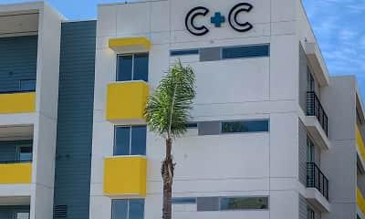 C+C Flats, 1