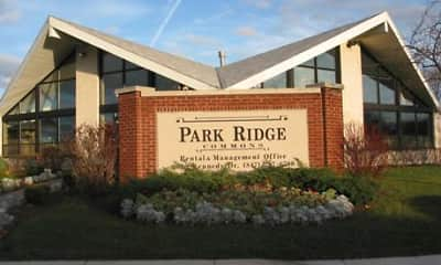 Building, Park Ridge Commons, 0
