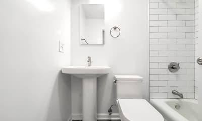 Bathroom, Grace Shores, 2