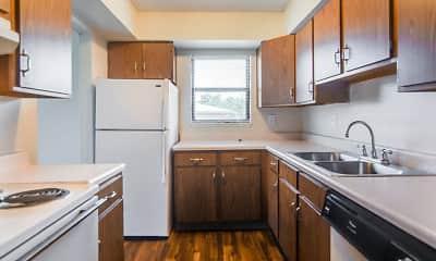 Kitchen, Prairie Walk, 2