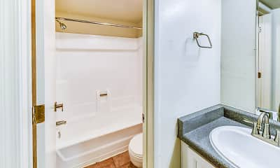 Bathroom, Solano Pointe, 2