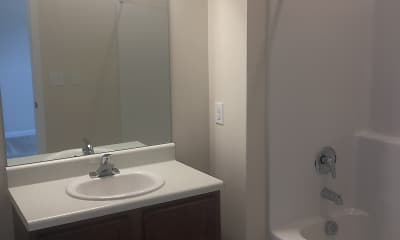 Bathroom, Cason Ridge Apartments, 1