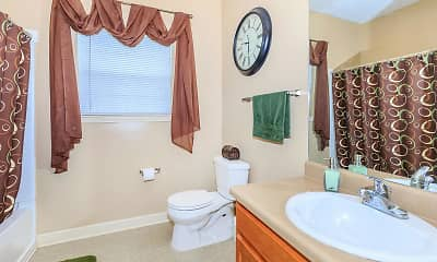 Bathroom, Timber Creek Estates, 2