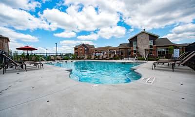 Pool, Paragon Place at Bear Claw Way, 2