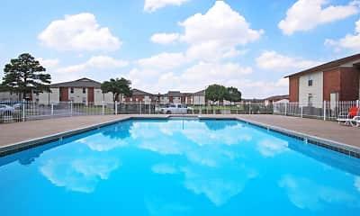 Pool, Crossings at Oakbrook, 1