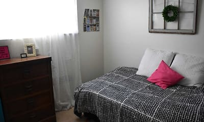 Bedroom, Campus Walk, 1