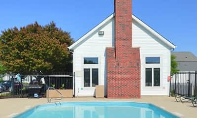 Pool, Bridgewater Apartments, 2