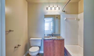 Bathroom, Abbotts Run, 2