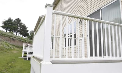Patio / Deck, Sunpointe Townhomes, 2