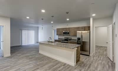 Kitchen, Clearfield Junction Apartments, 0