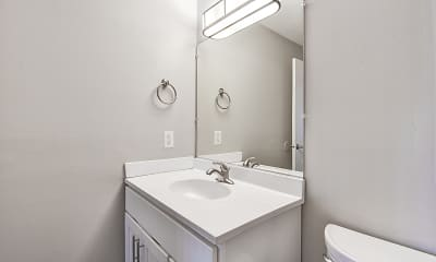 Bathroom, 965 Elms, 2