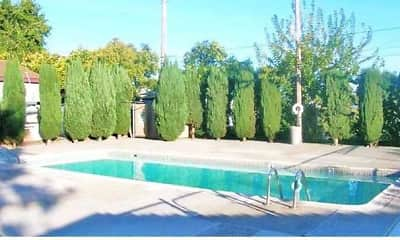 Pool, Golden Crest Manufactured Home Community, 2