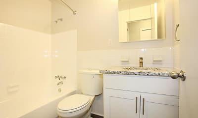 Bathroom, Linden House West, 0