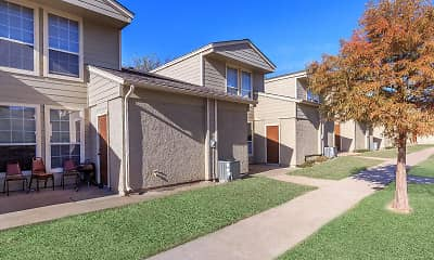 Building, White Rock Hills Townhomes, 1