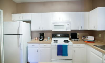 Kitchen, Coursey Place Apartment Homes, 1
