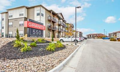 Building, Granite 550, 0