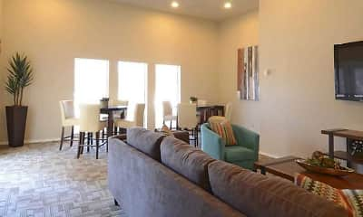 Living Room, Advenir at the Meadows, 2
