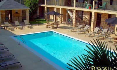 Pool, El Cid Apartments, 0