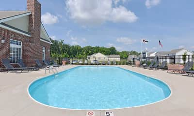 Pool, Brookfield Village Apartments, 0