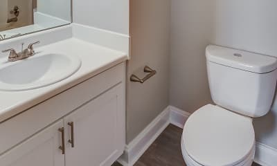 Bathroom, Grace Apartment Homes at Chamblee, 2