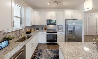 Kitchen, Berewick Pointe Apartments, 1