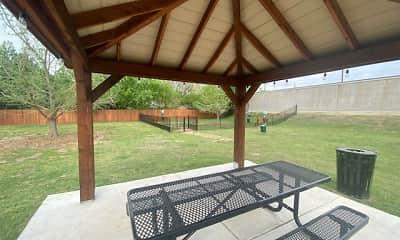 Patio / Deck, Davis Park, 2