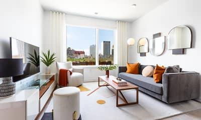 Living Room, Dey & Bergen, 1