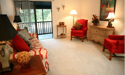 Living Room, Crickentree, 2