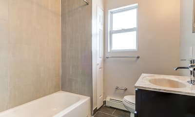 Bathroom, Westmount Village, 2