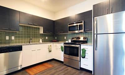 Kitchen, 2500 Rimrock Lofts, 1