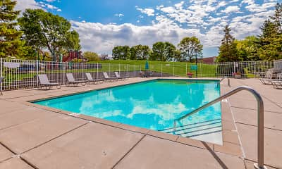 Pool, The Summit Townhomes, 1
