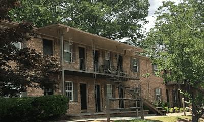 Building, Riverdale Clayton, 0